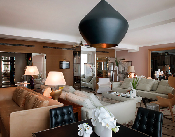 Cozy and delicate Paris hotel
