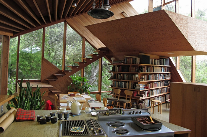 Fascinating interior architecture: The Walstrom House