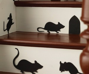 Mouse Silhouettes by Martha Stewart