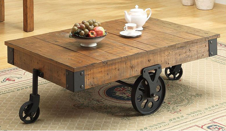 Country Coffee Table