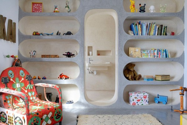 A stunning home that looks like it could be an adult dollhouse