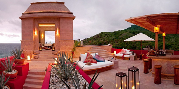 Beautiful and tranquil Mexican resort