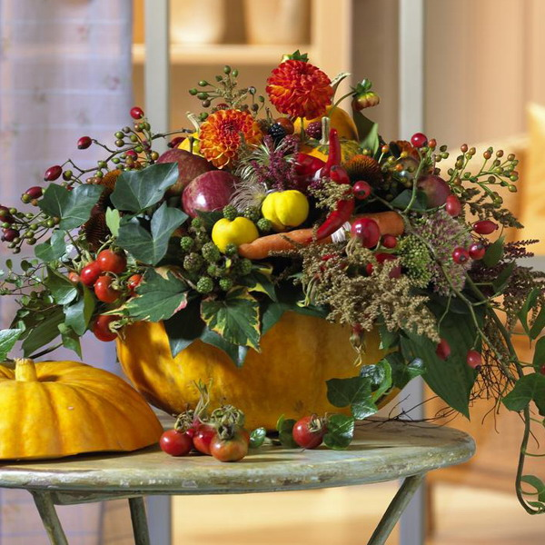 Easy Thanksgiving Decorating Ideas For A Festive Mood