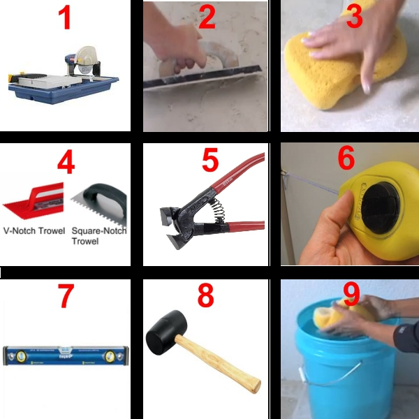 Essential tiling tools for avid DIYers