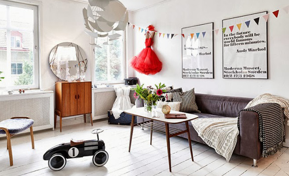 Cheering up your décor: happy home inspiration
