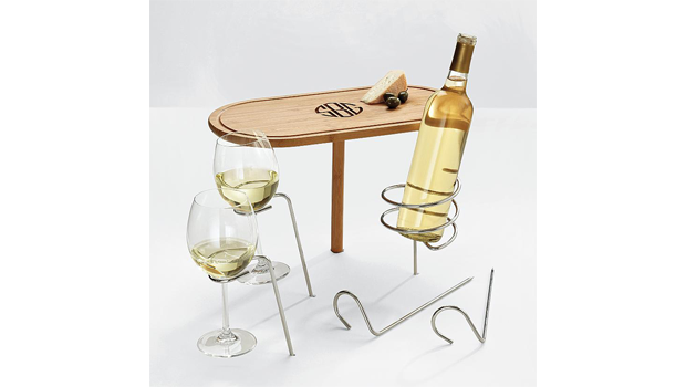 Picnic wine set