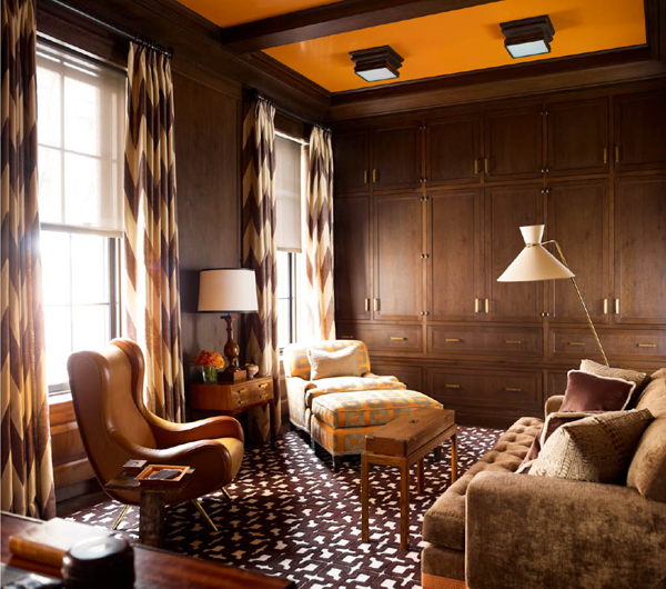 S.R. Gambrel's eclectic style
