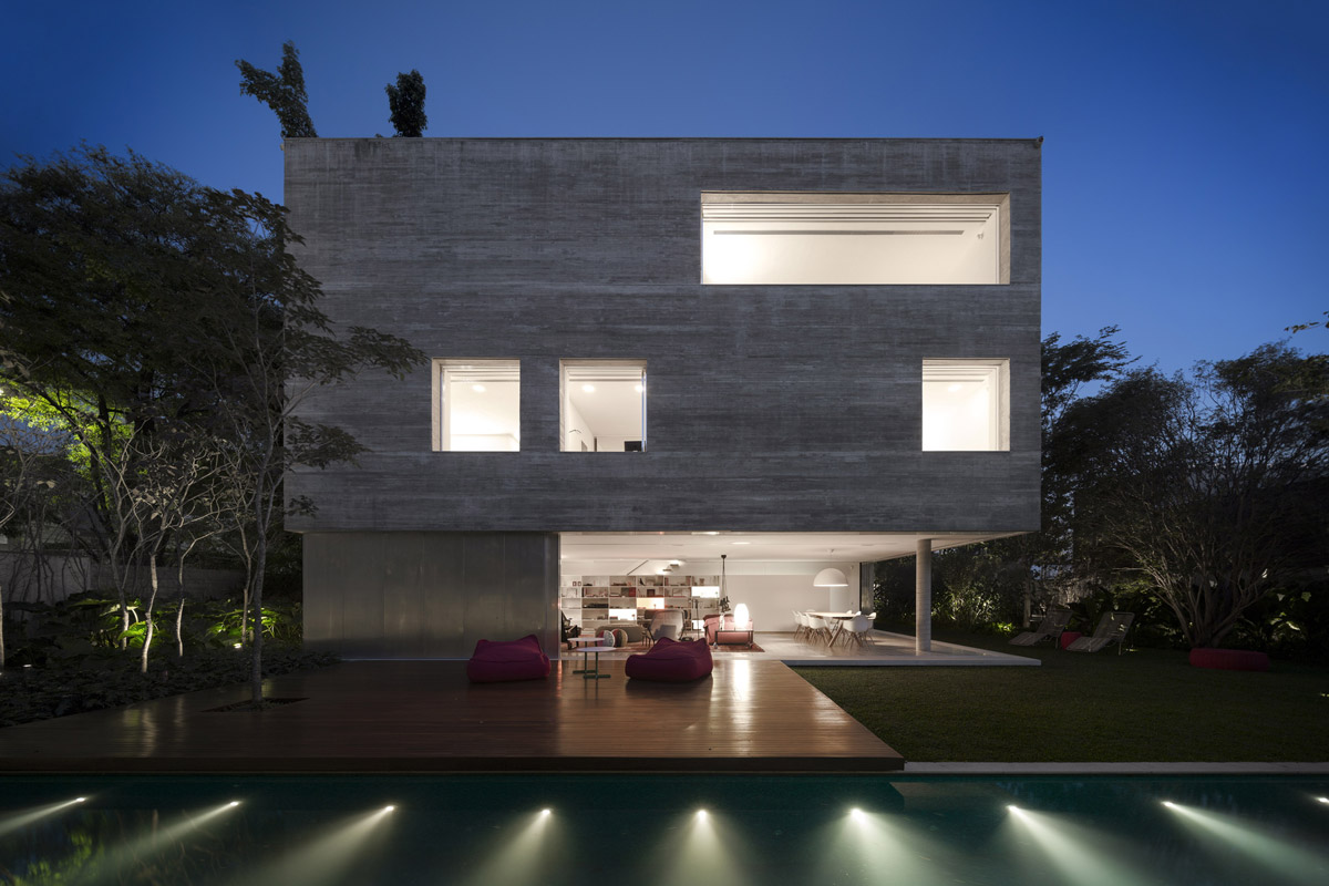 Stunning contemporary architecture