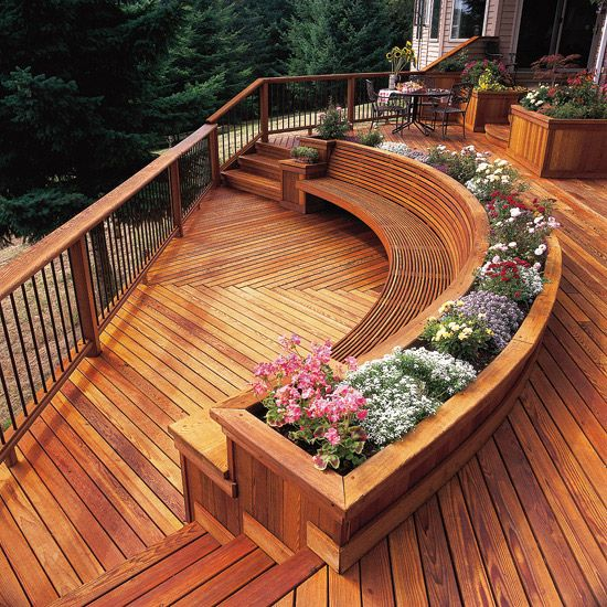 Adding a deck to your house (1)