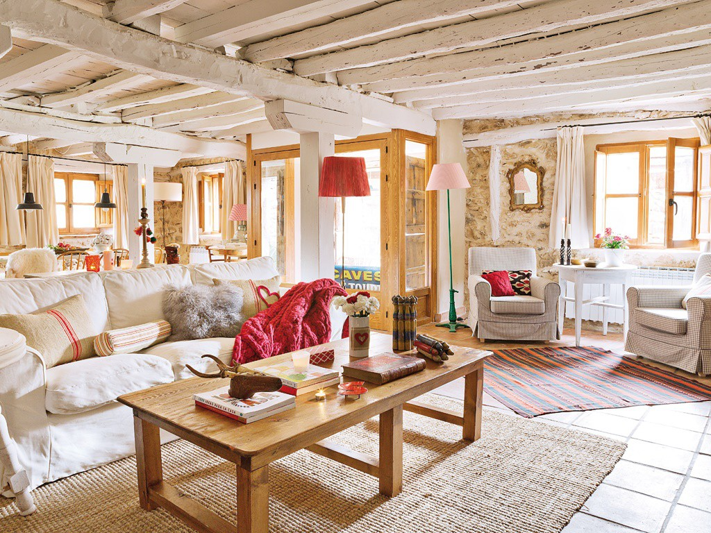 Beautiful country style home in spain