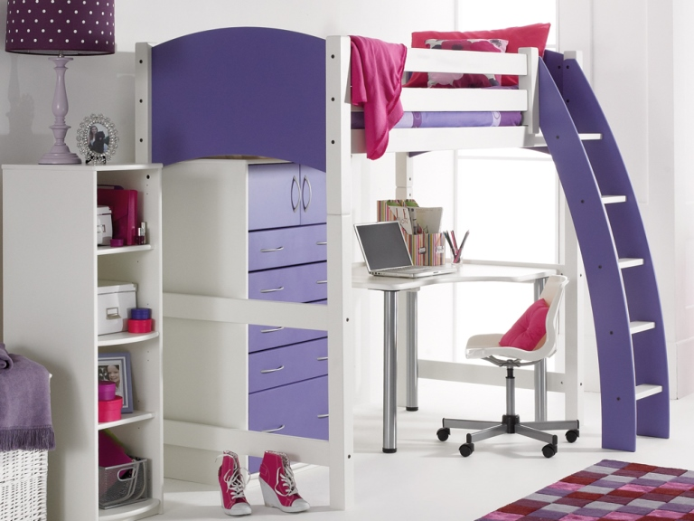 Children S High Sleeper Beds Adorable Home