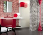 Decorating with mosaic tiles