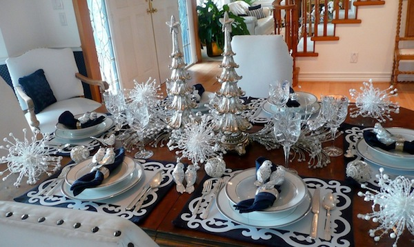 Decorating your home for a New Year's Eve celebration
