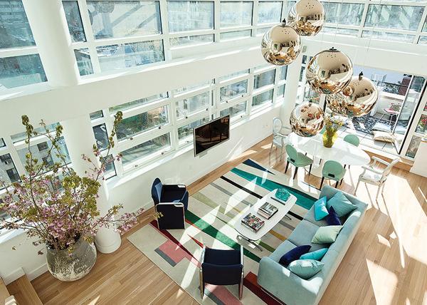 Magnificent dream apartment for a modern metropolitan lifestyle