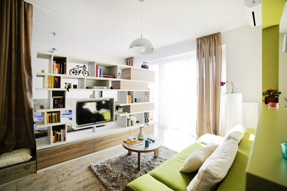 Romanian apartment with style