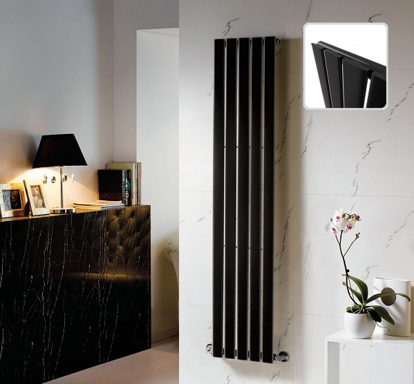 Stylish heating options: column radiators