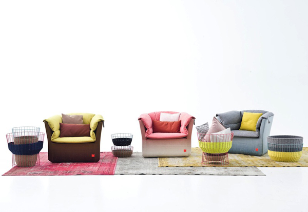 The coat furniture collection