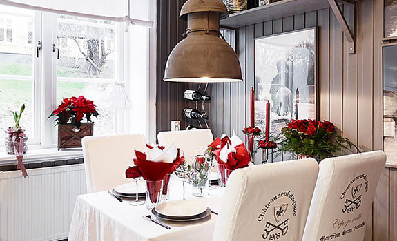 Christmas decorating ideas | Adorable Home