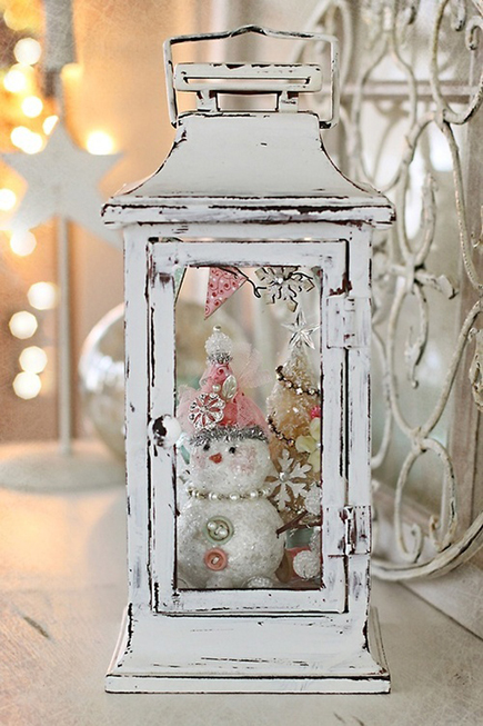 Decorating With Christmas Lanterns – Adorable Home