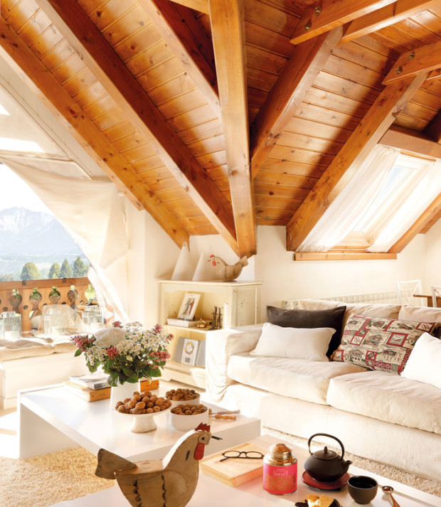 Adorable home in the Pyrenees