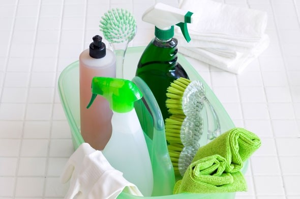 Cleaning your home: the basics