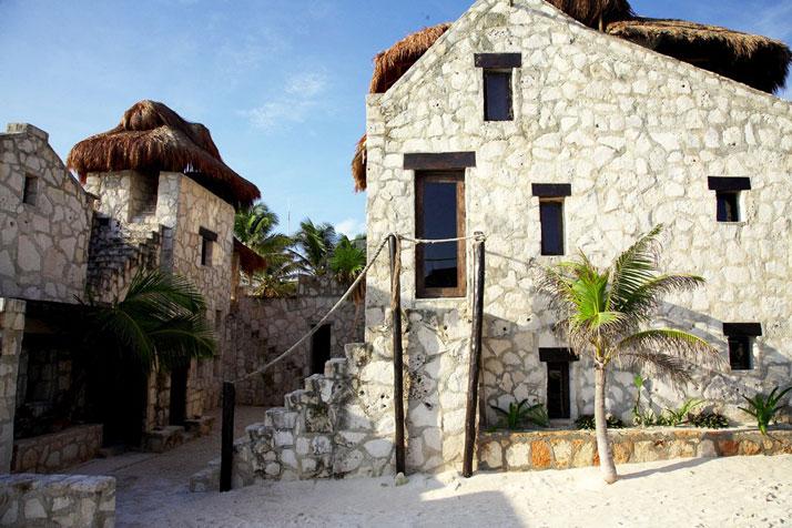Coqui Coqui Empire: a Mexican villa with style