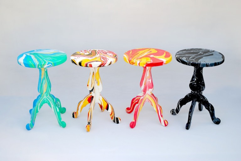 Designer stools with style