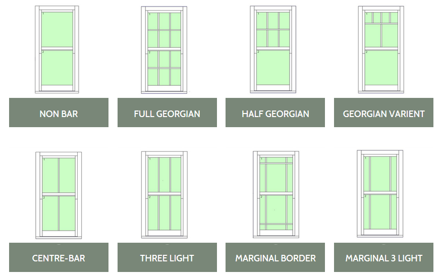 Different window designs joy studio design gallery for Home design style names