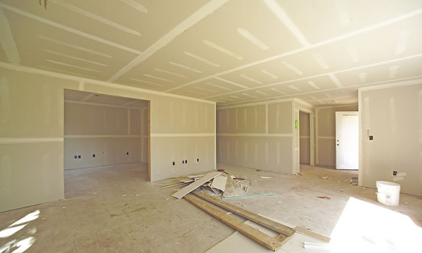 Dry lining of walls: the basics