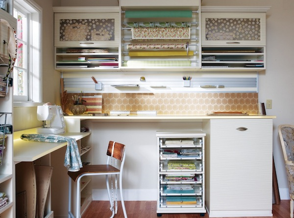 Finding hidden storage in your New Year's home