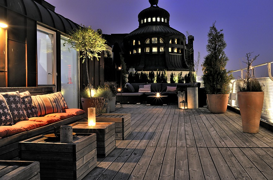 Gorgeous terrace - a fantastic addition to your busy lifestyle