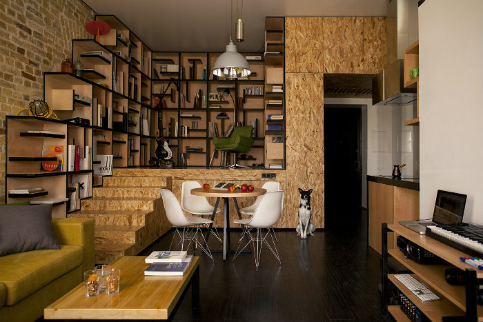 Smart design means more space