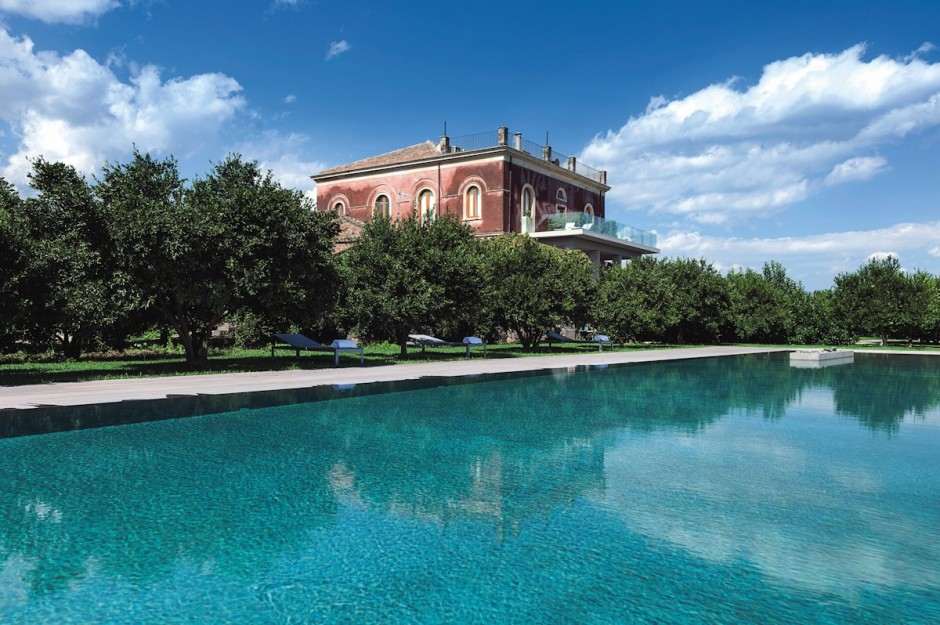 Stunning boutique hotel in Italy