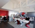 Stylish French loft