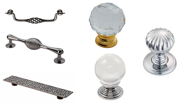 Choosing the best cabinet handles for your home