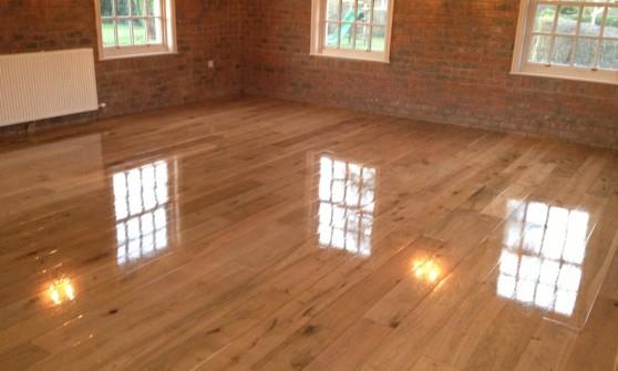 How to save your hardwood floor: floor sanding