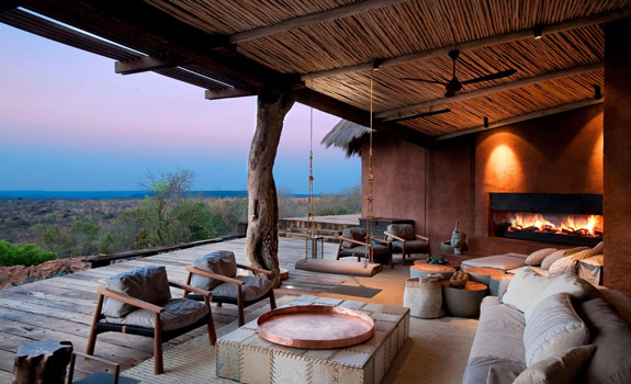 Stunning African villa offers space and comfort