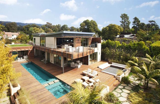 Amazing home in California