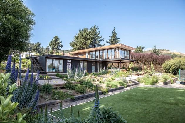 Beautifully designed modern residence