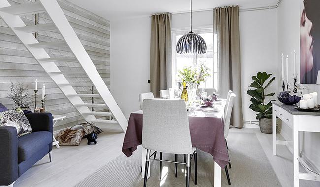 Bright duplex design