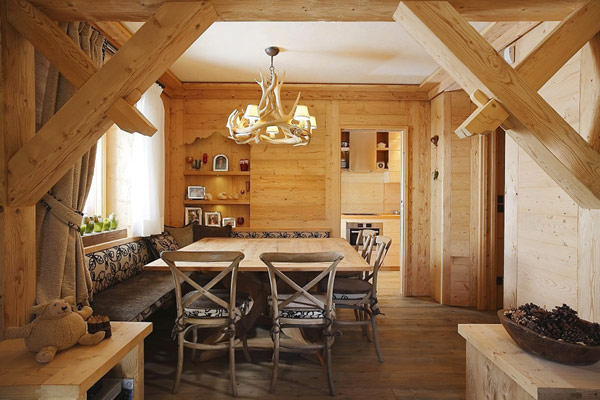 Charming rustic apartment