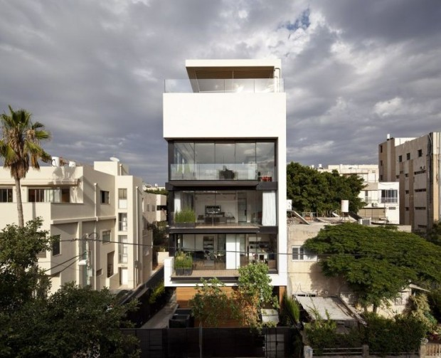 Striking Tel Aviv town house