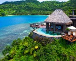 Stunning resort on a private island