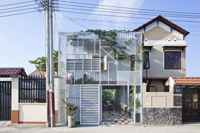 Unusual home stands out from the crowd