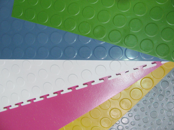 The Advantages of Rubber Flooring