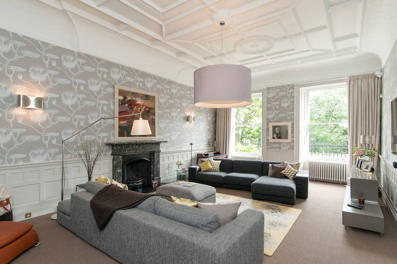 An English Townhouse Gets A Lift Adorable Home
