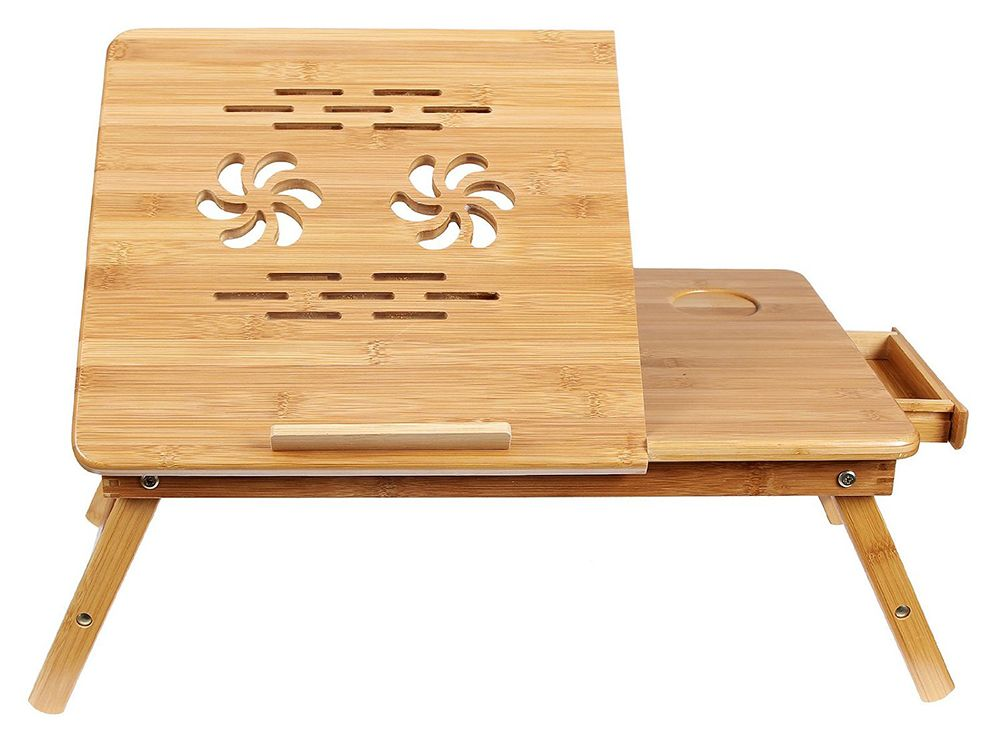 Bamboo Laptop Stand