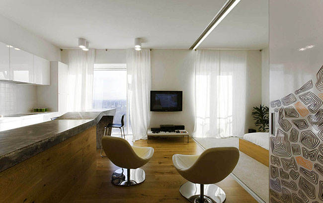 Creative studio design