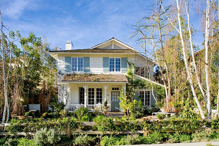 Lovely Californian home with style