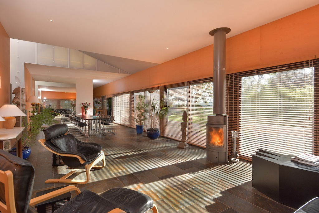 Rural living: spacious home in Scotland